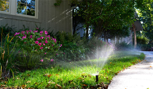 Residential Irrigation Systems